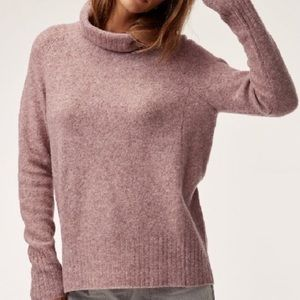 Aritzia Community Plutarch Turtleneck Sweater